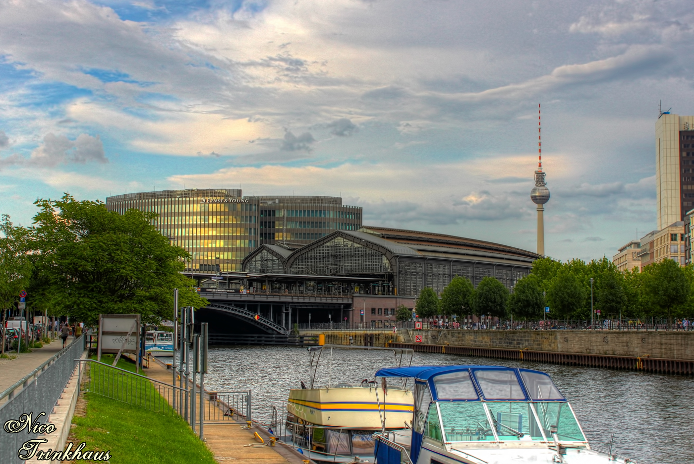 The Ernst&Young Office in Berlin