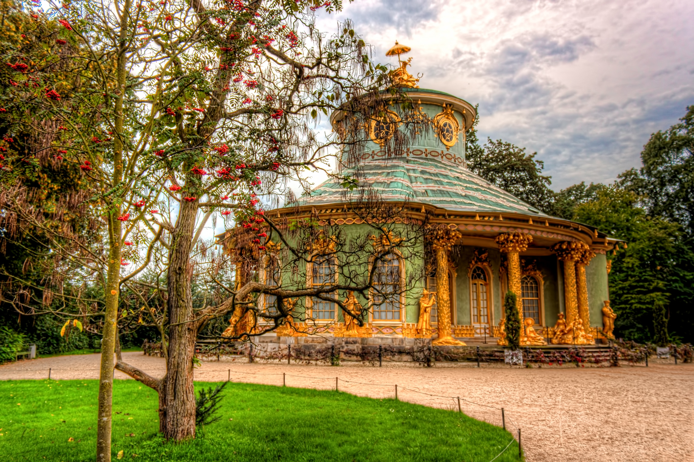 Chinese House (Potsdam)