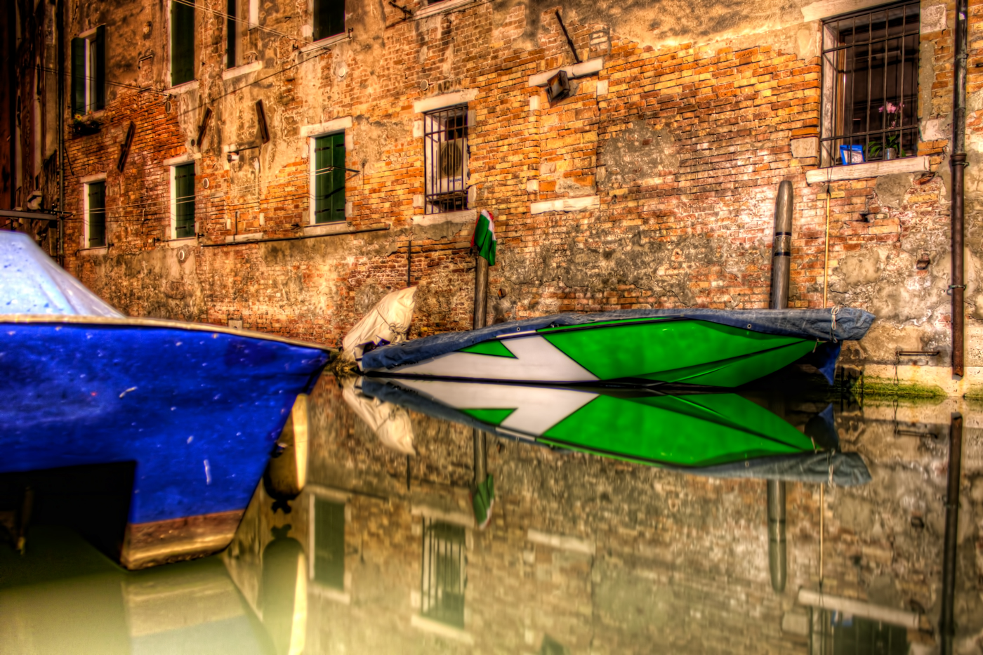 Venice - Perfect Mirror (HDR)