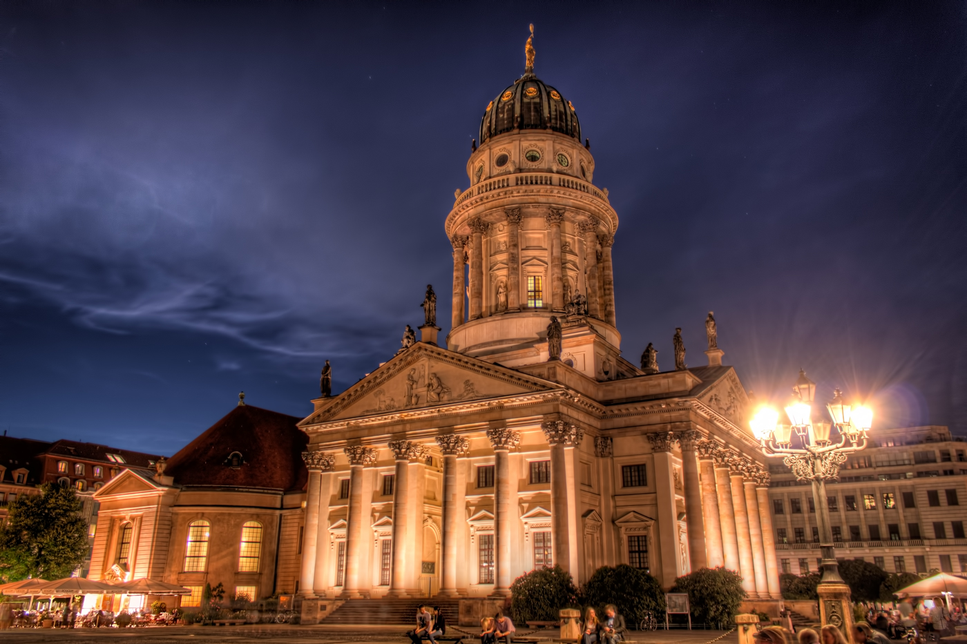 French Cathedral in Berlin